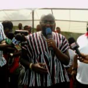 NDC Is Incompetent; Bawumia Goes Wild