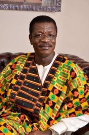 Dr. Pastor Mensa Otabil