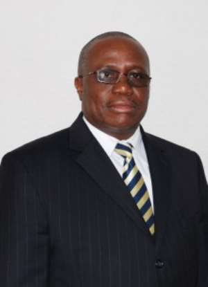 DR WAMPAH - FIRST DEPUTY GOVERNOR OF THE BANK OF GHANA