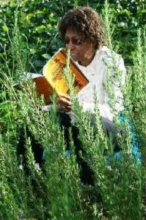 Interview: Meet Dzagbe Cudjoe - The Woman, The Author, The Healer