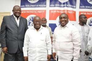 Ajumako NPP Youth Petitions Nana Addo And National Executives To Disqualify 2 Aspiriants