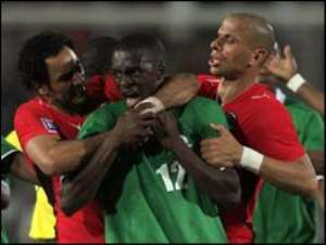 Tempers flare during Egypt s shock draw with Zambia in Cairo