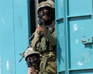 Two Palestinians killed in Israeli raid