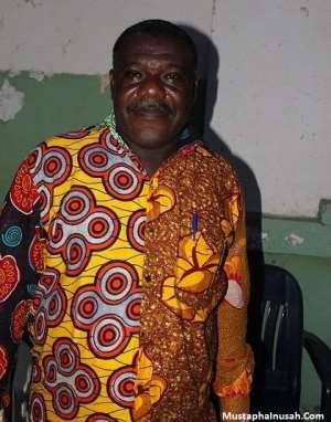 Veteran Ghanaian actor Rev Eddie Coffie has died
