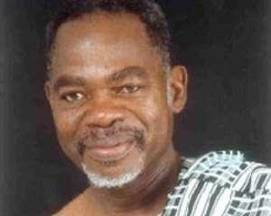 Edward Mahama: Running mate should be presidential material