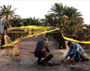 Blast kills Sinai bombing suspect
