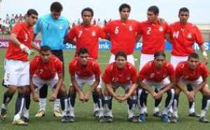 Afcon Under 20: Goalless draw by Egypt and Nigeria in friendly
