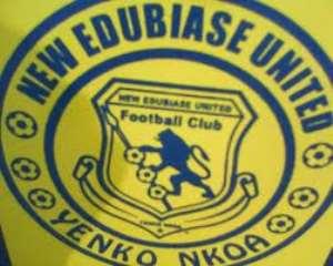 New Edudiase United logo
