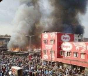 Fire Service blames Assemblies for 2013 market fire disasters