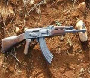 19-year-old jailed 20 years for stealing AK47