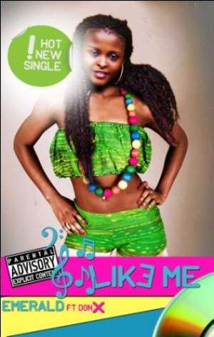 [MUSIC] Emerald - LIKE ME ft Pope Don X (Prod by O'giveR)
