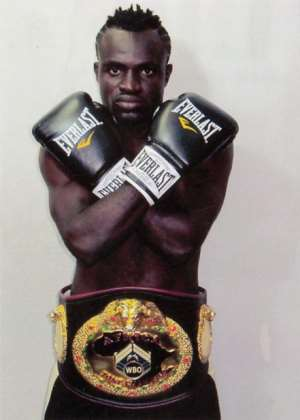 I Will Stop Tagoe  …Filipino Opponent Brags On Arrival