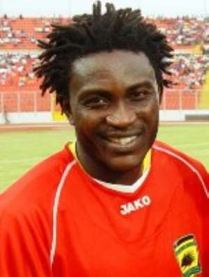 Kuffour rejects new Kotoko deal