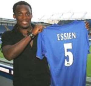 Essien arrested over drink-driving