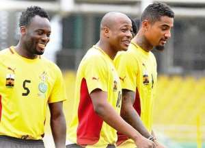 Ghana players are patriotic – Michael Essien tells Presidential Commission