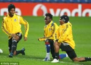 Essien earns FA Cup call