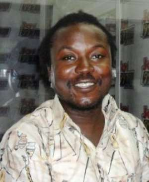 Richard Kwasi Siaw Afrofi popularly known as Ex-Doe