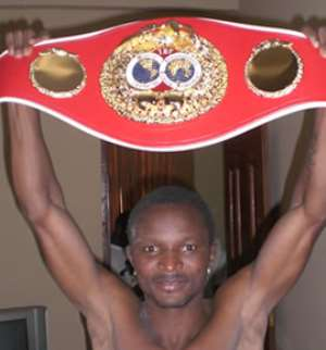 Agbeko to fight in Ghana