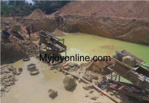 Government urged to deal with harmful results of artisanal mining