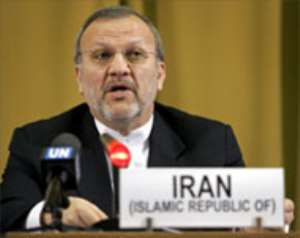 Iran says it won't talk on enrichment