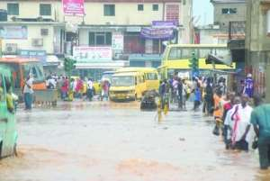 Solving The Flooding Problem In Accra