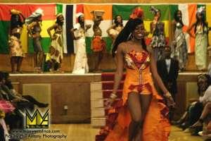 AMINA KAMARA (Sierra Leone) MISS WEST AFRICA 2008