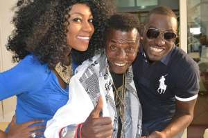 Yvonne Nelson Outdoors Single & Married Movie With Star Studded Premiere On September 22