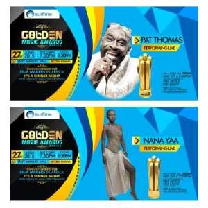 Legendary Pat Thomas and His Daughter ,Nana Yaa Bill To Perform atGolden Movie Awards