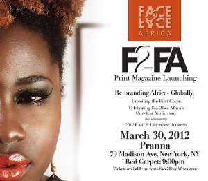 F2FA Magazine Launch- A Message from Reigning Miss Universe, Leila