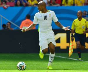 2014 World Cup Feature: Andre Ayew's light shinning in England and Germany