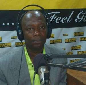 Newscaster Kofi Appiah Joins Boss FM