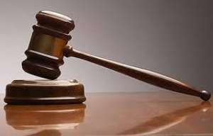 Carver fined Gh¢6,800.00 for stealing