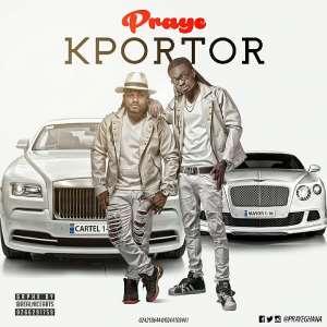 Praye Loks Debonair, In Cover For New Single,