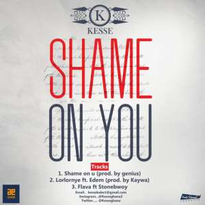 Kesse - Shame On You (Prod by Genius Selection)