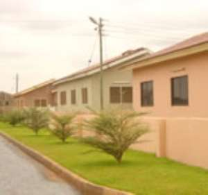 NPP functionaries share affordable houses