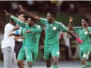 Afcon U17 : Nigeria splashes Botswana 9-0 in friendly match