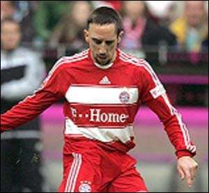 Ribery Linked With Man United