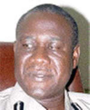 DCOP Frank Adu Poku, CID Boss