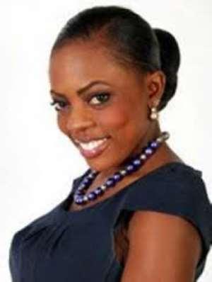 A Crush On Nana Aba Anamoah Of Tv 3.