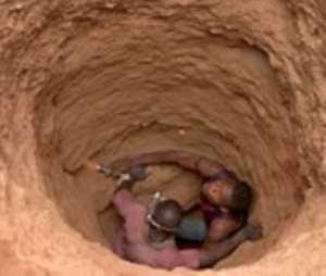 8 Die In Galamsey Pit