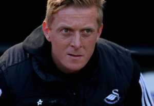 Swansea City's Garry Monk furious at Stoke City's Victor Moses