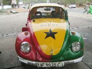 In Support Of Ghana@50