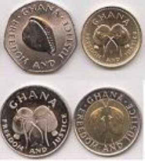 New cedi notes and coins to be introduced in July 2007