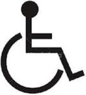 Ghanaians lauded for their change of attitude towards disabled persons