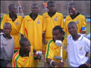 GHANA LIFT AMPUTEE NATIONS CUP