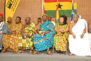 Montreal Celebrates Ghana's 52nd Independence Day