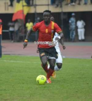 Ghana stretched us to the limits in AFCON qualifier – Uganda playmaker Mawejje