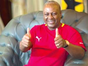 We Need A Committee To Investigate Black Stars' Loss—Prez Mahama