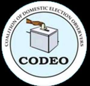 Voter Exhibition Poorly Patronised - CODEO