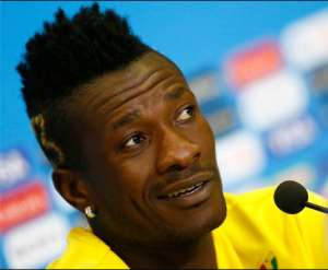 Asamoah Gyan Ruled Out Of AFCON Semi-Final